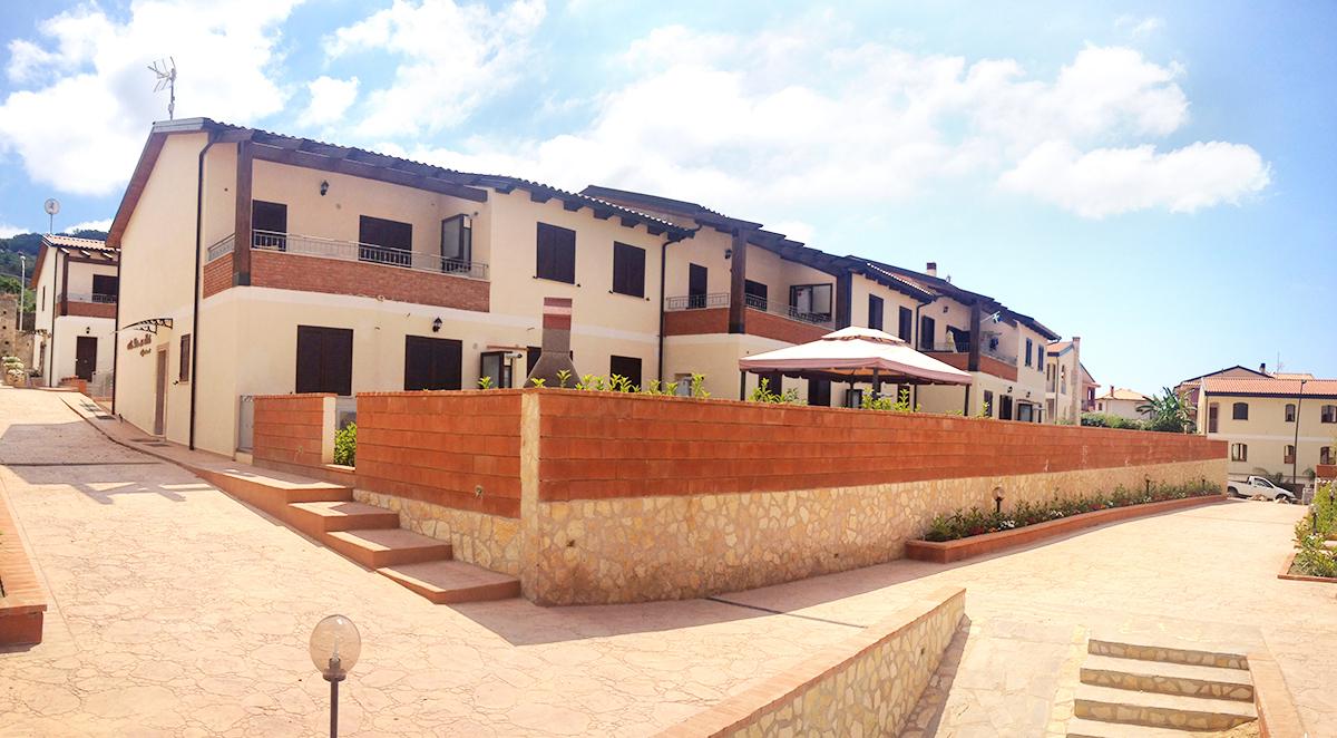 Neubauprojekt Kalabrien