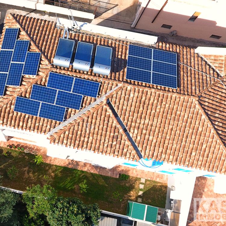 Square immobilien sardinien fotovoltaik