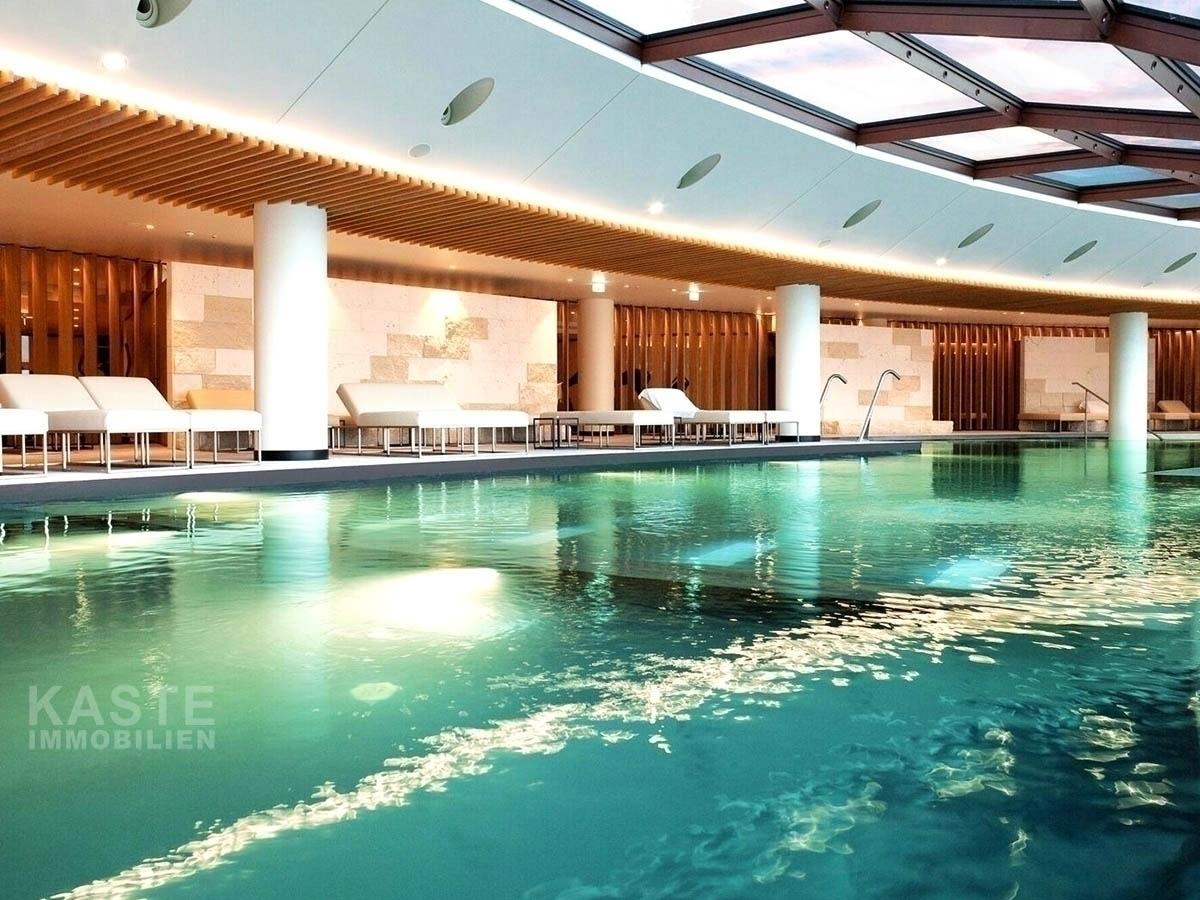 Pool im Spa