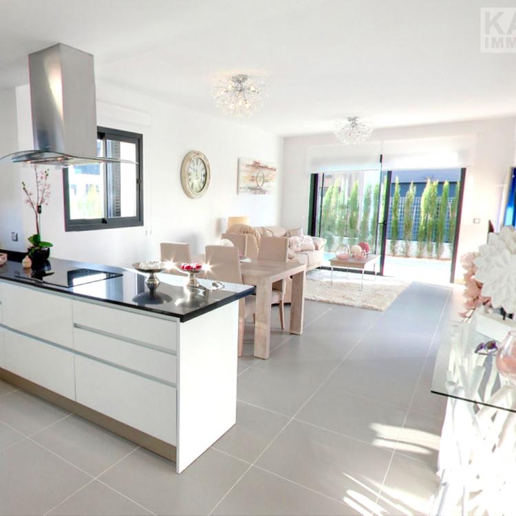 Küchen-/Wohnbereich