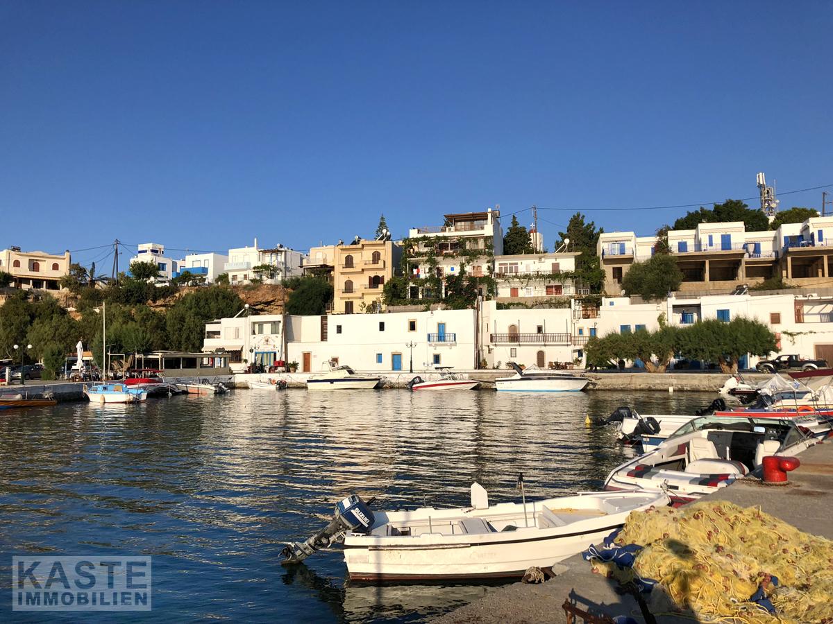 Hafen Makrigialos