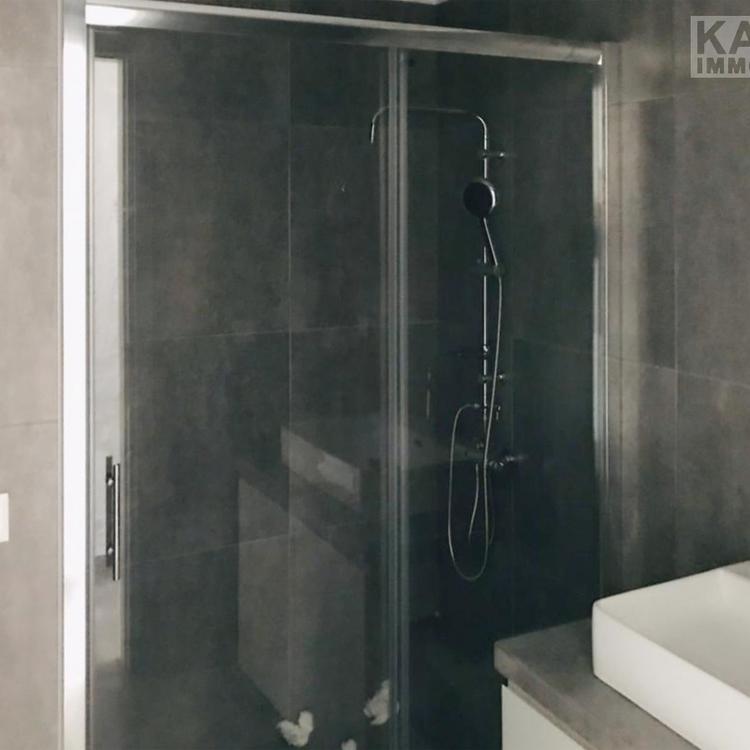Badezimmer-Option