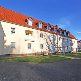 Karl-Bartelmann-Straße - Hausansicht
