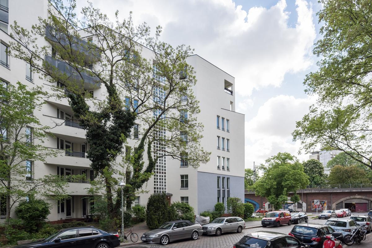 Hansa quarter | Bachstraße