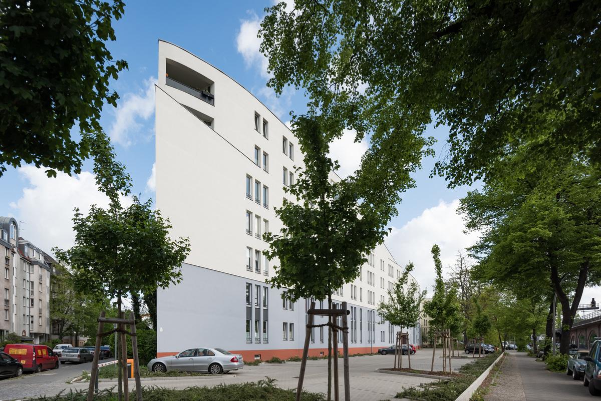 Hansa quarter investment | Bachstraße