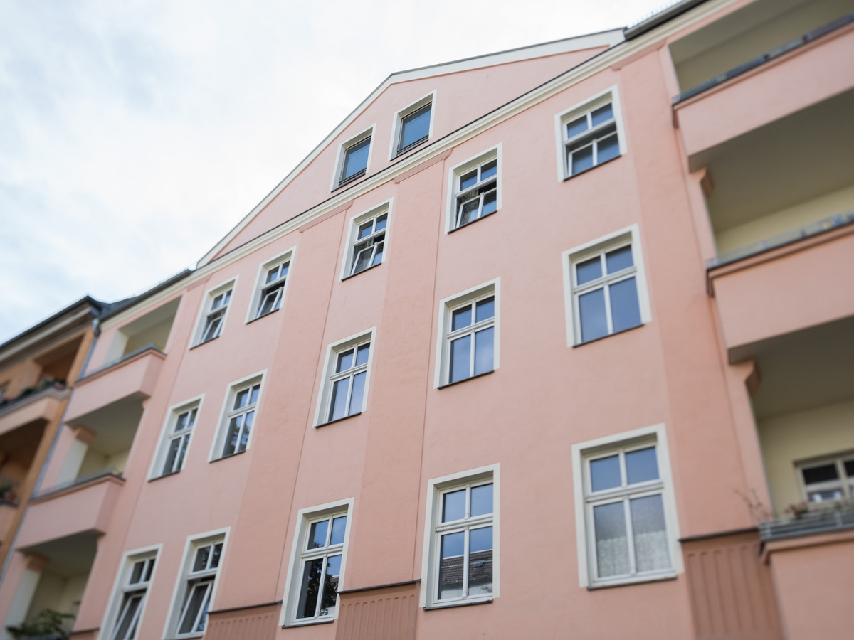 Facade   Binzstraße