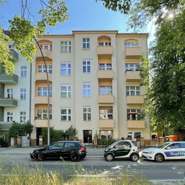 Gut geschnittene Altbauwohnung in Steglitz