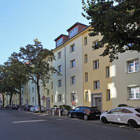 Silbersteinstraße in Neukölln