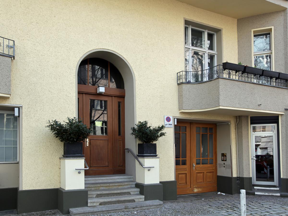 Hauseingang | Keithstraße
