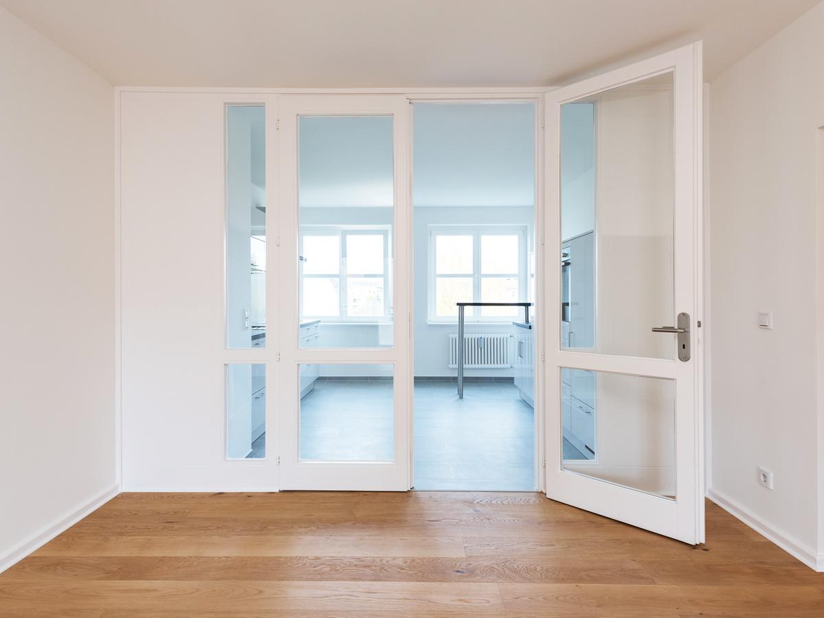 Beispiel Blick zur Küche | Exerzierstraße