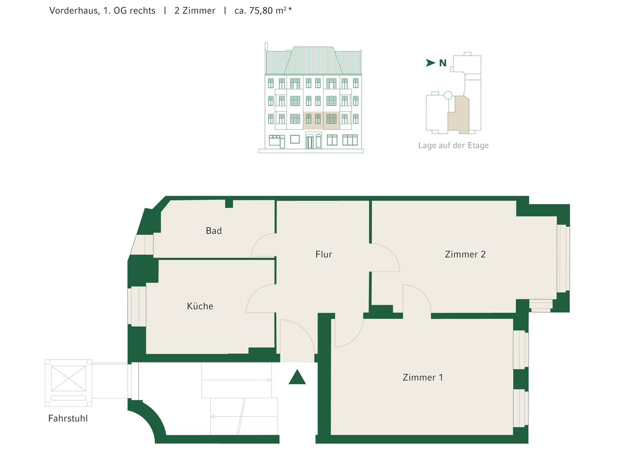 Floorplan WE 03 | Johannisberger Straße