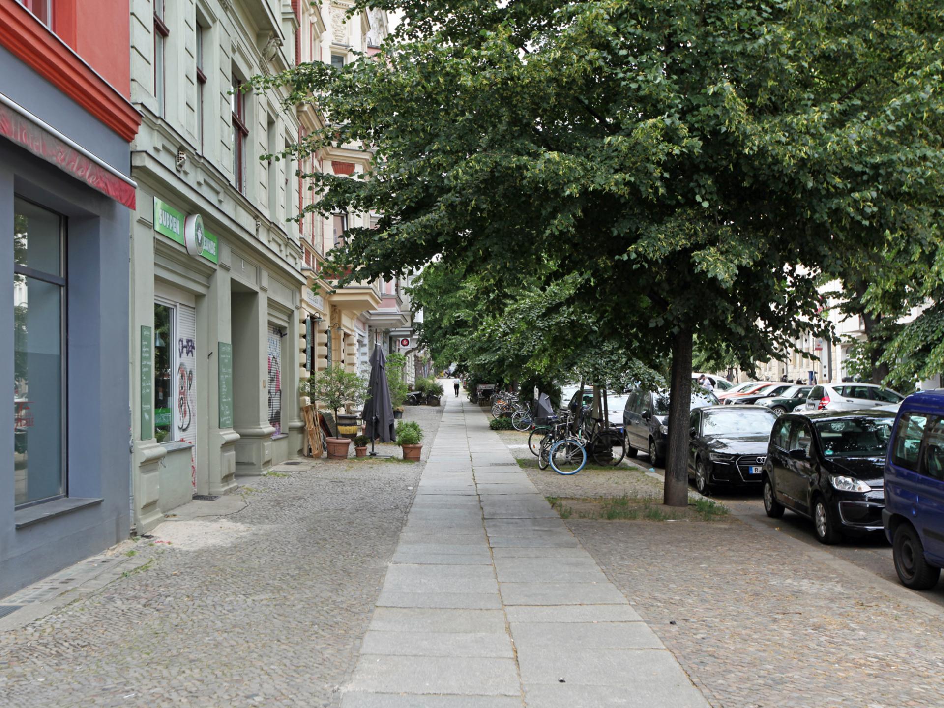 Winskiez | Greifswalder Straße