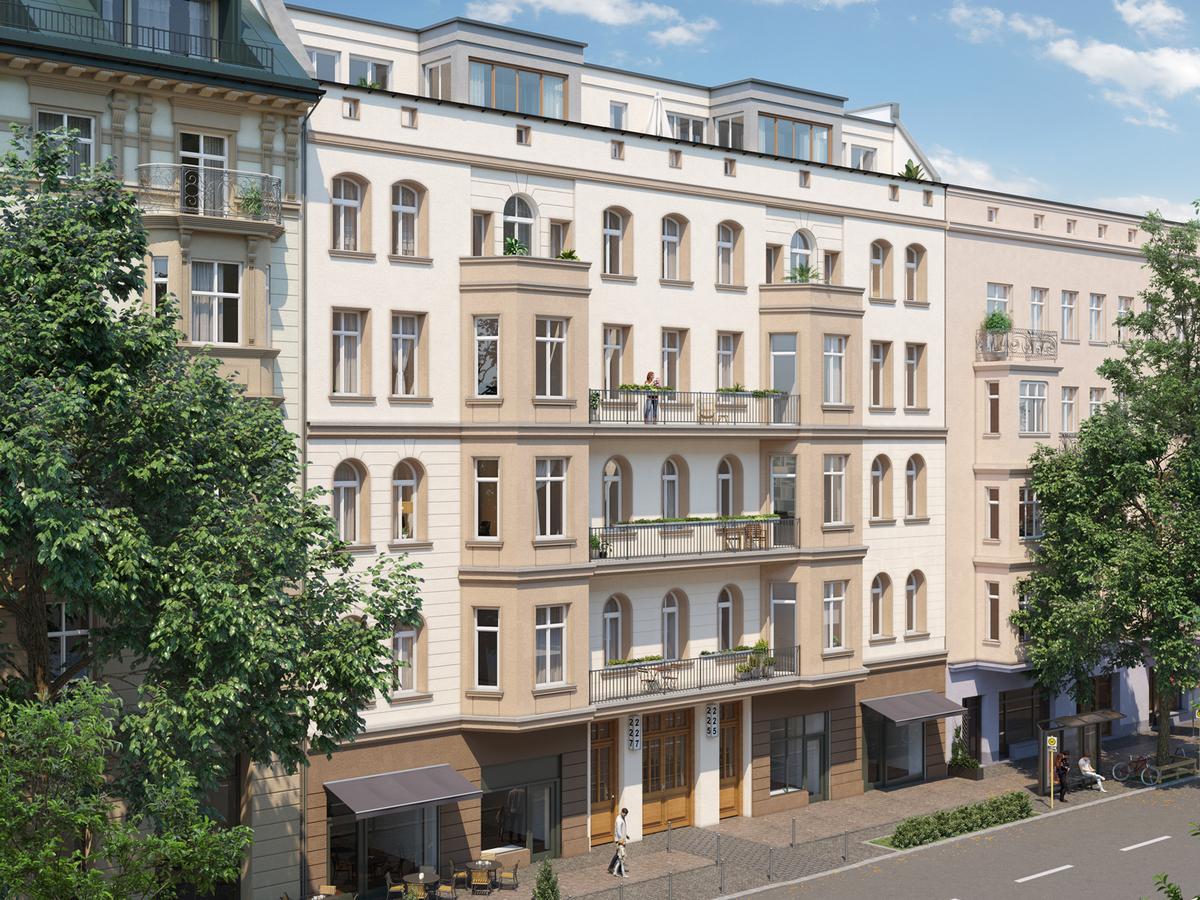 House view | Torstraße