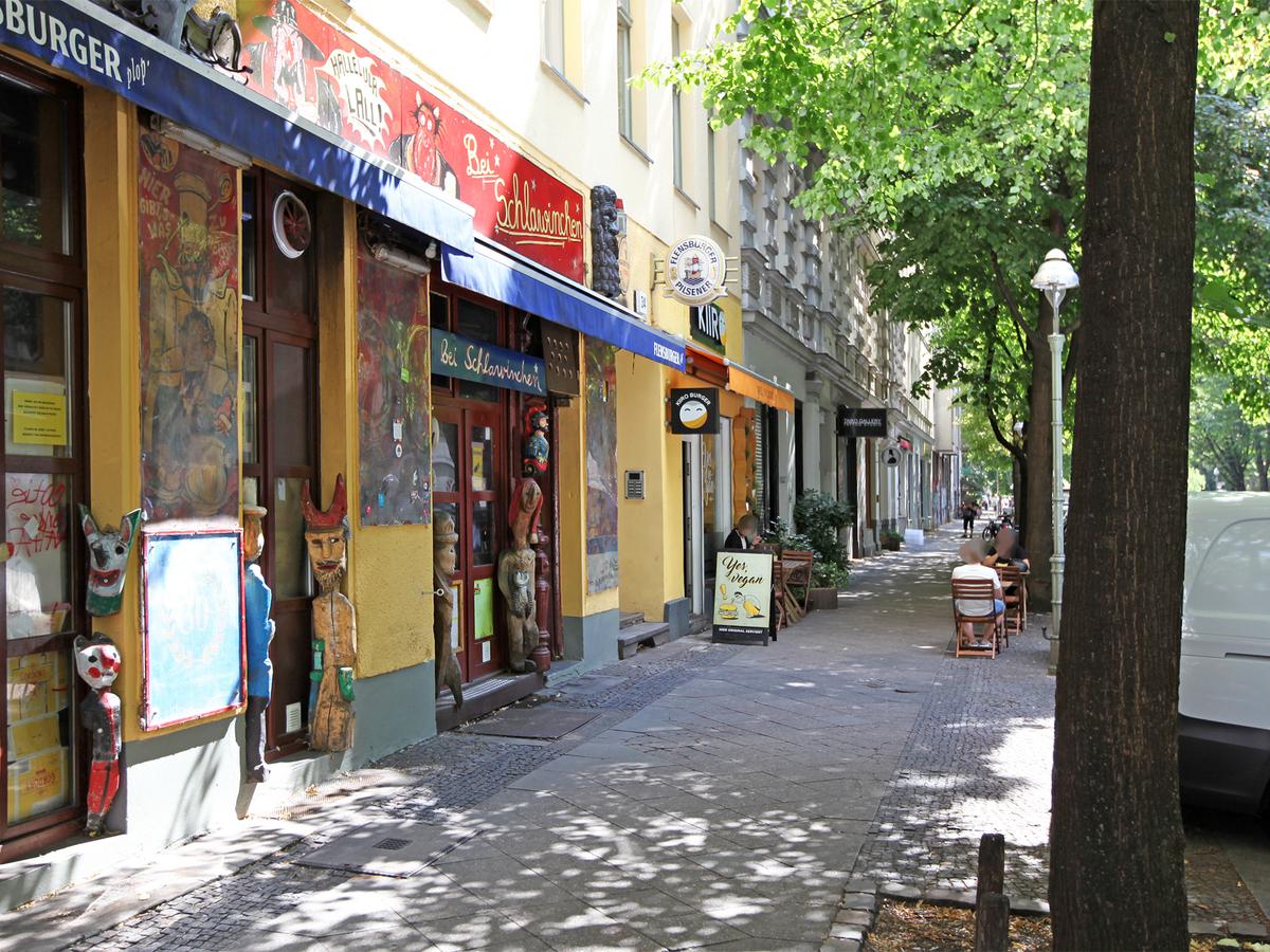 Side Street | Schönleinstraße