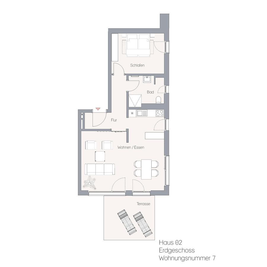 Haus 02 EG WE7 | Hauptstraße