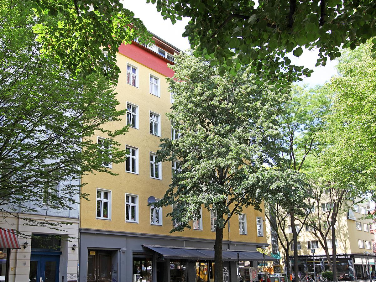 Side View | Schönleinstraße