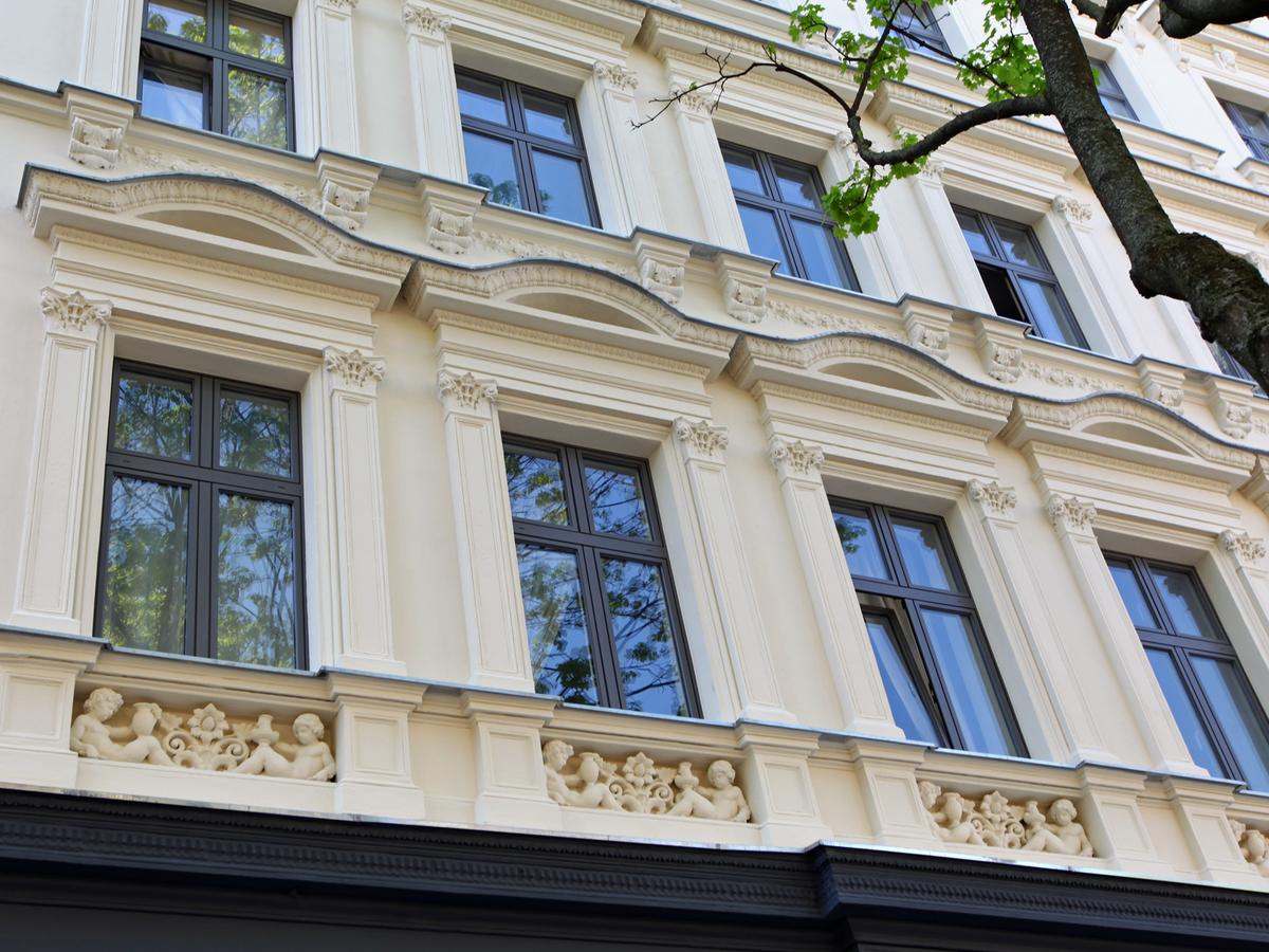 House view   Wrangelstraße