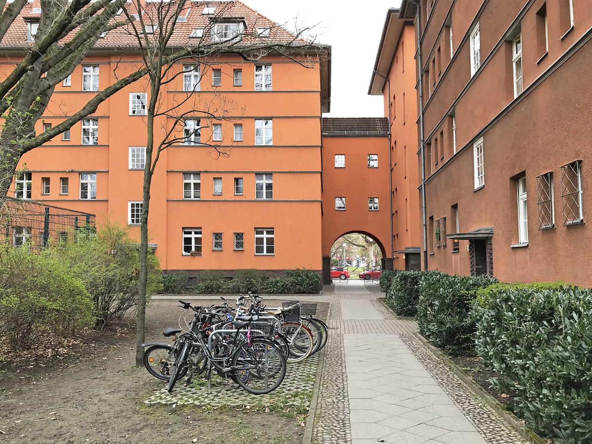 Inner Courtyard | Amrumer Straße