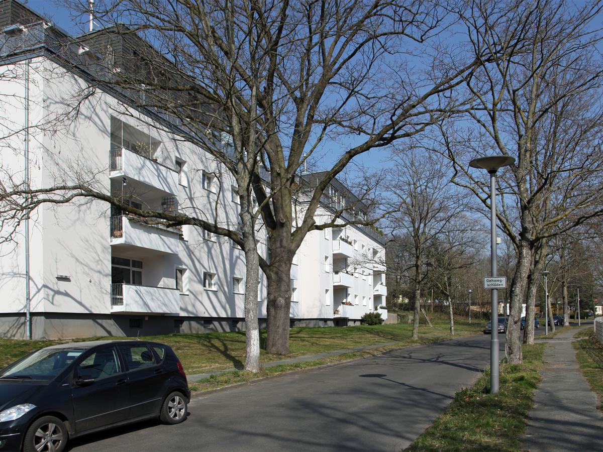 Hausansicht Leichhardtstraße 2 | Clayallee