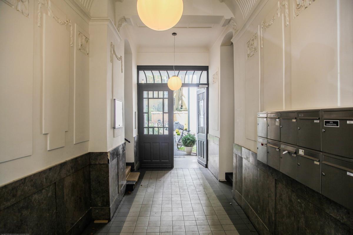 Entrance | Riehlstraße