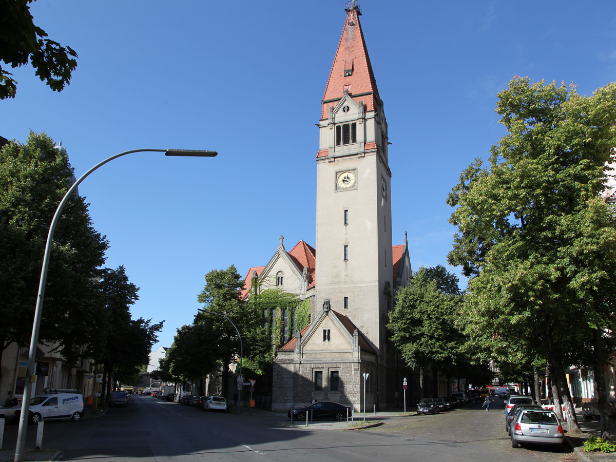 Hot spot Neukölln | Hertastraße