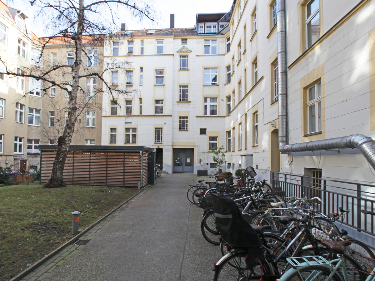 Innenhof | Rheinstraße