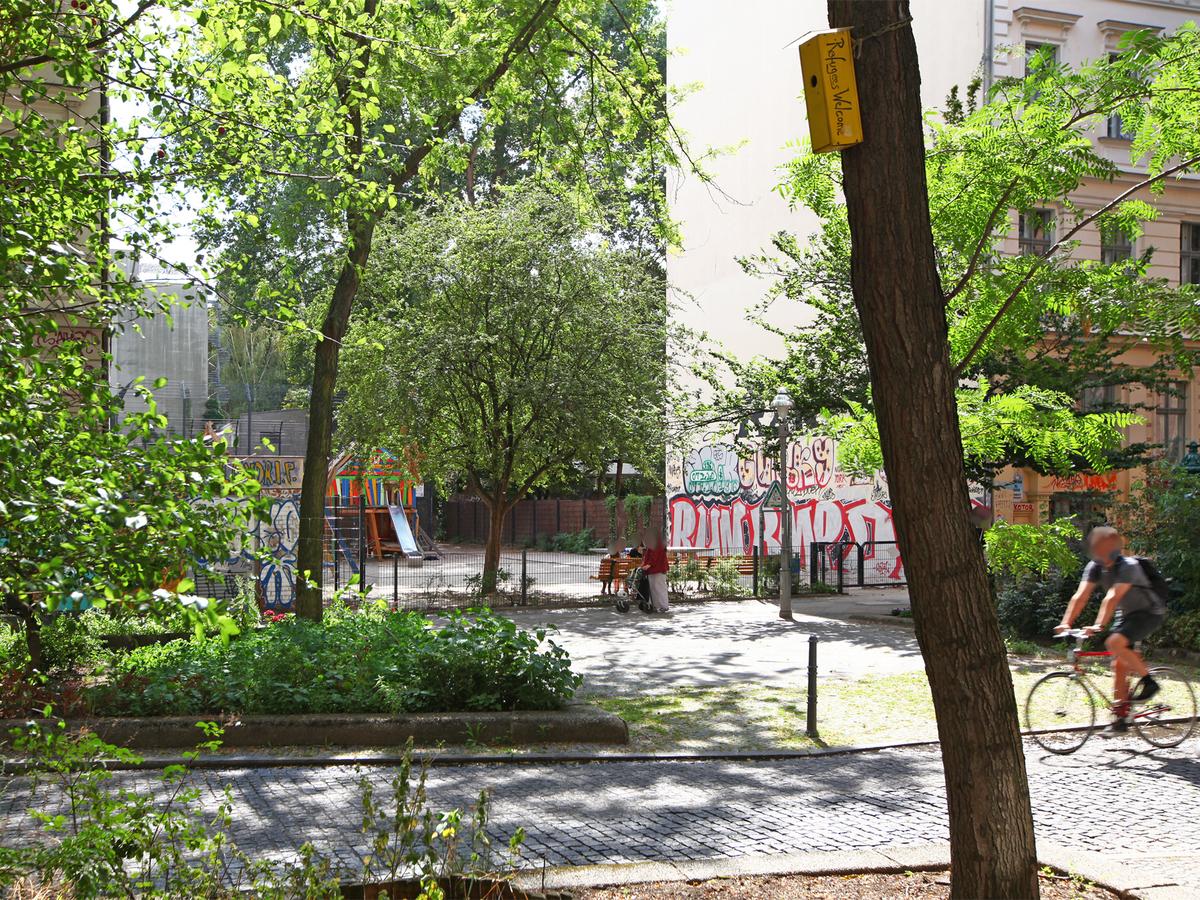 Playground | Schönleinstraße