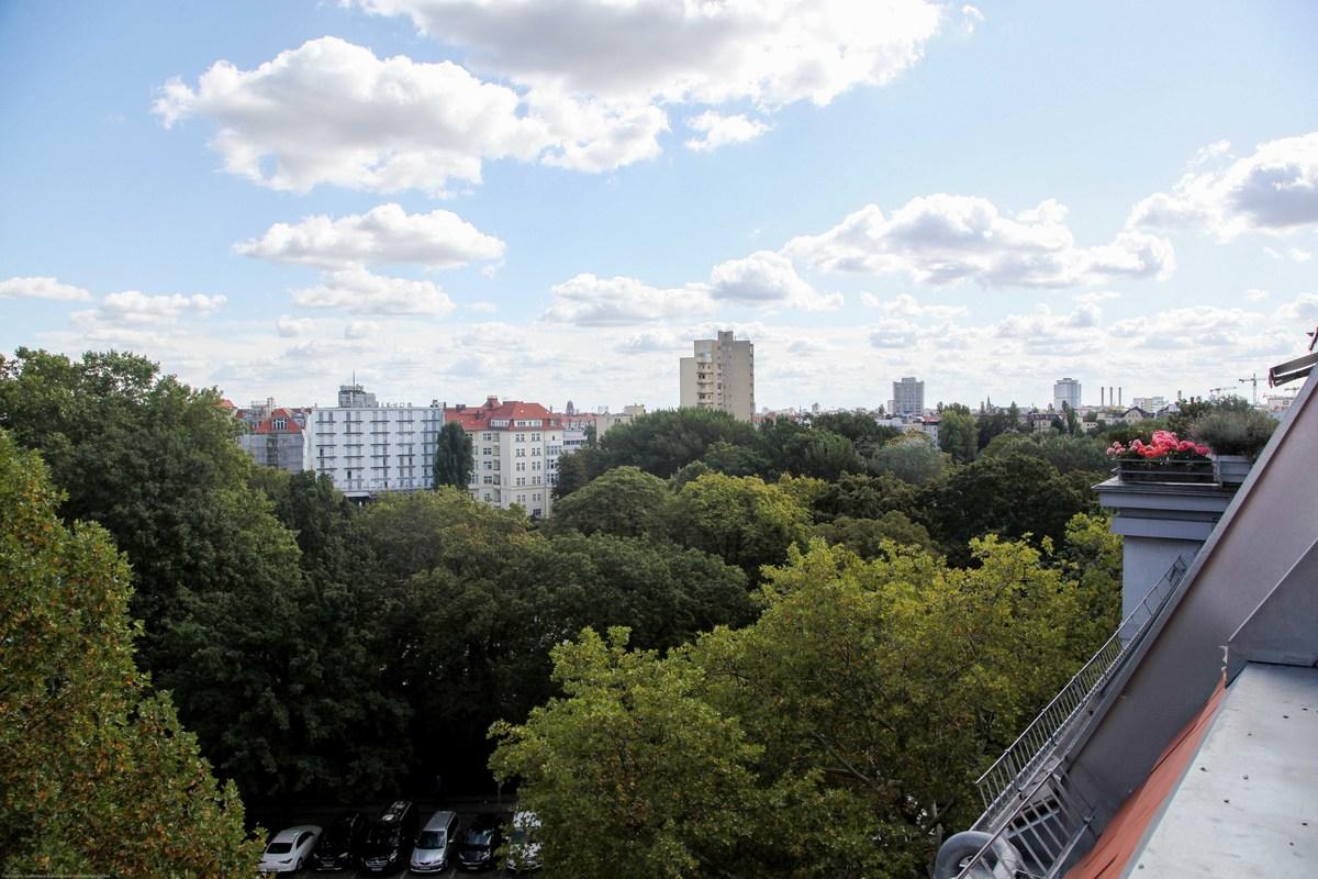 View | Riehlstraße