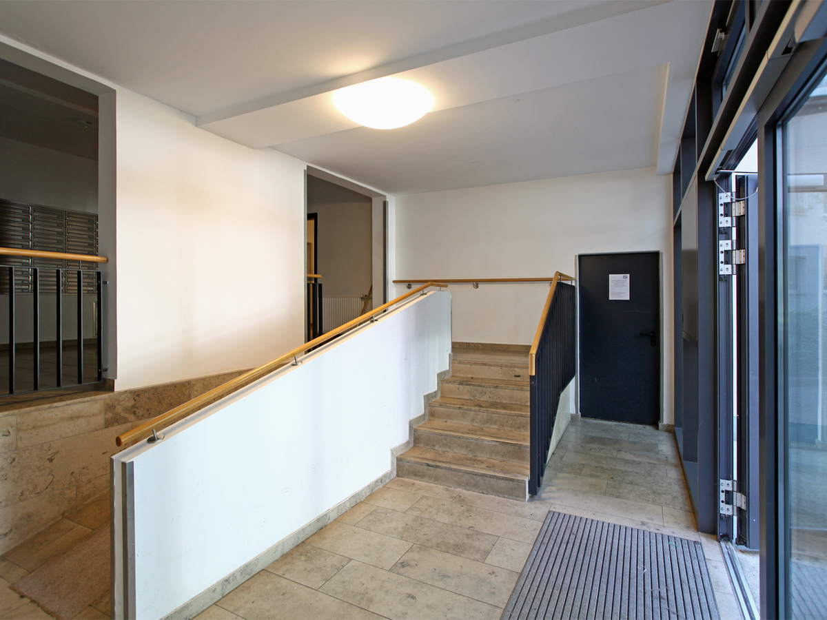 Stufenloser Zugang | Mollstraße