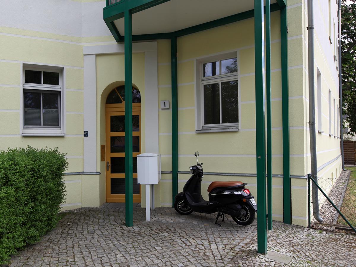 House entrance | Hielscher Straße