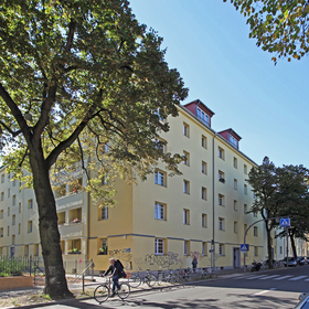 Herta Silbersteinstraße
