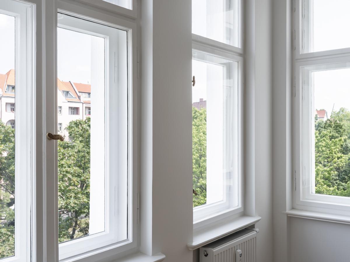 Fensterdetails | Osloer Straße