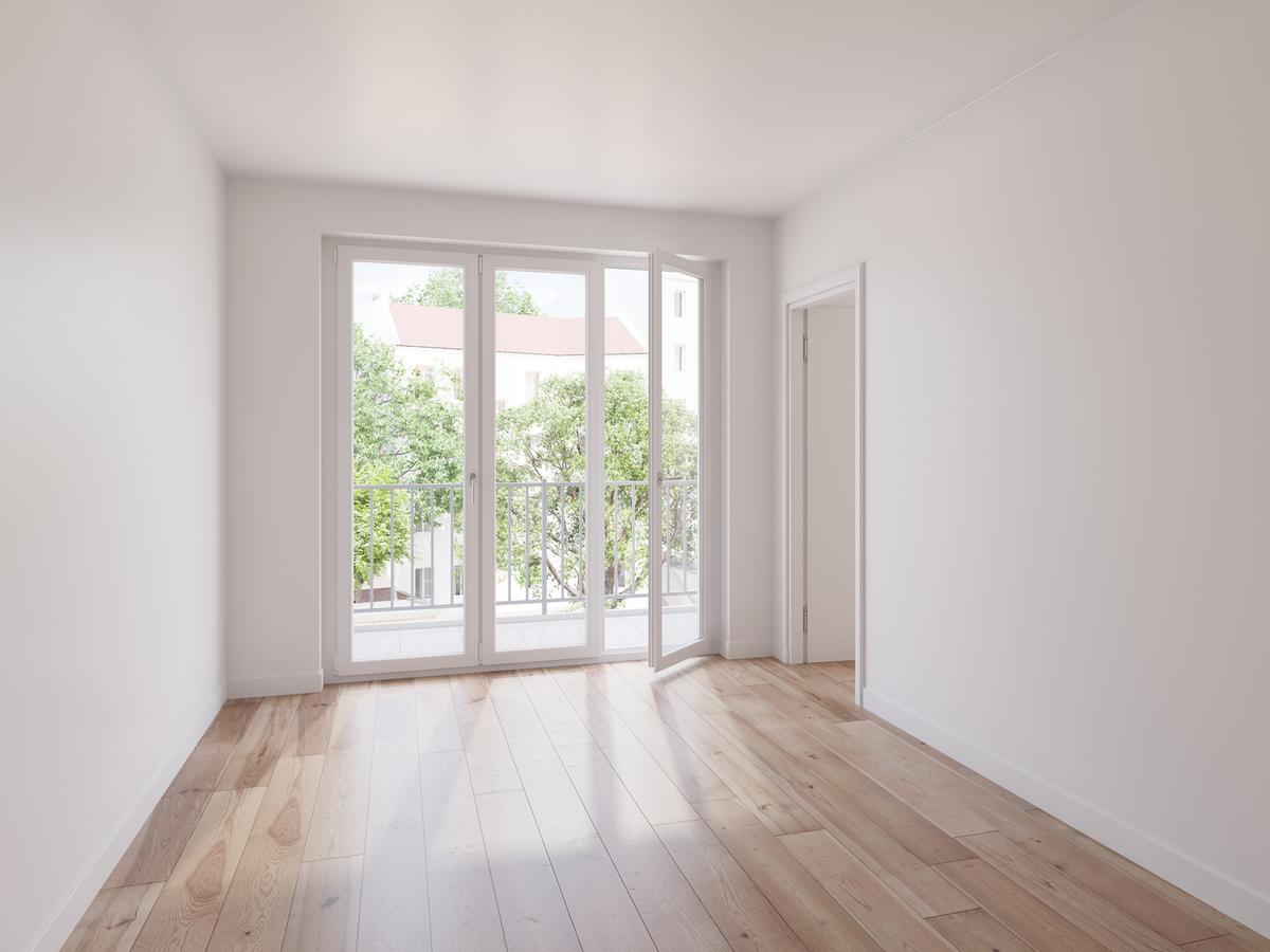Zimmer Rendering | Einbecker Straße