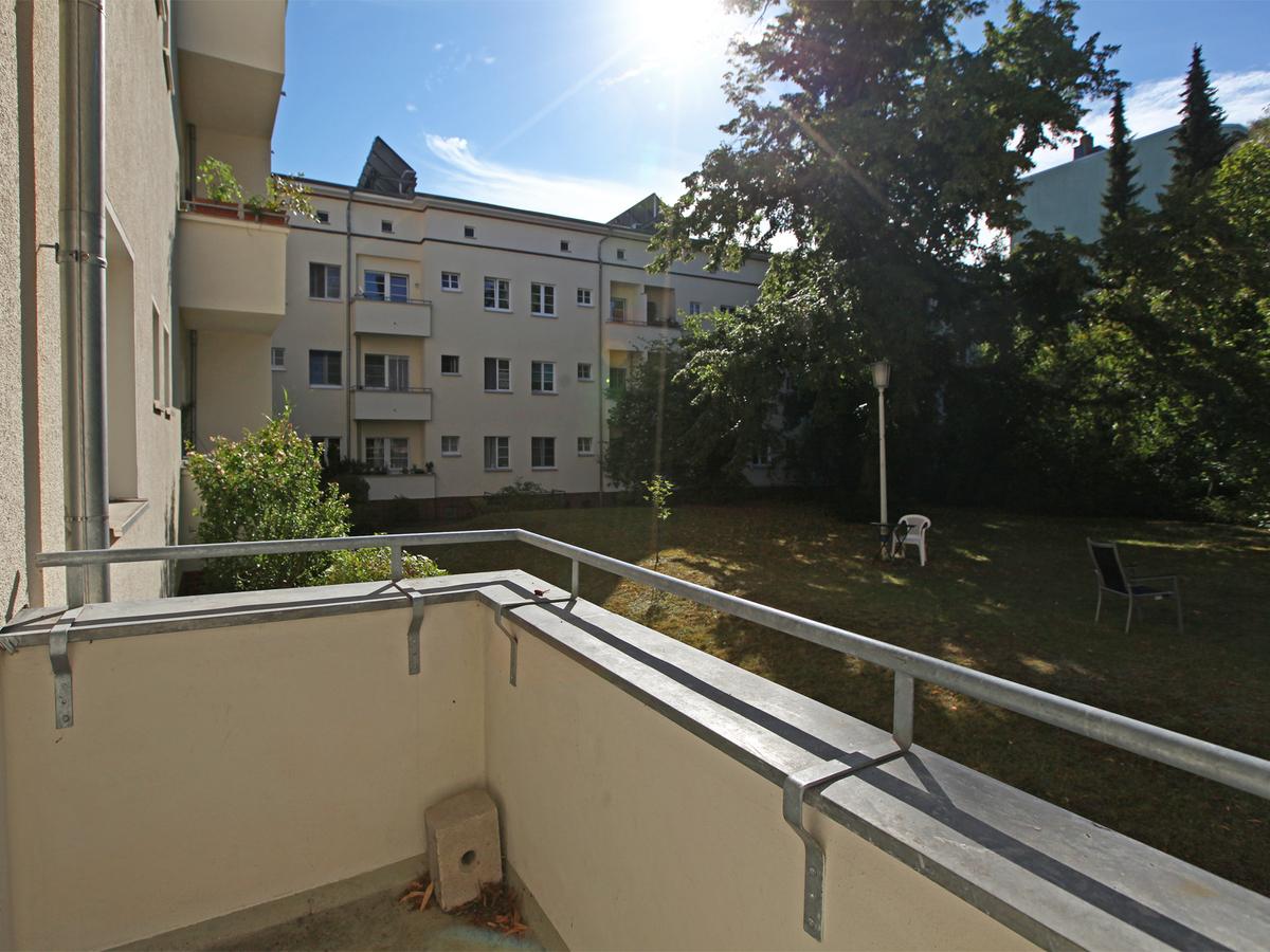 Balkon | Leidener Straße
