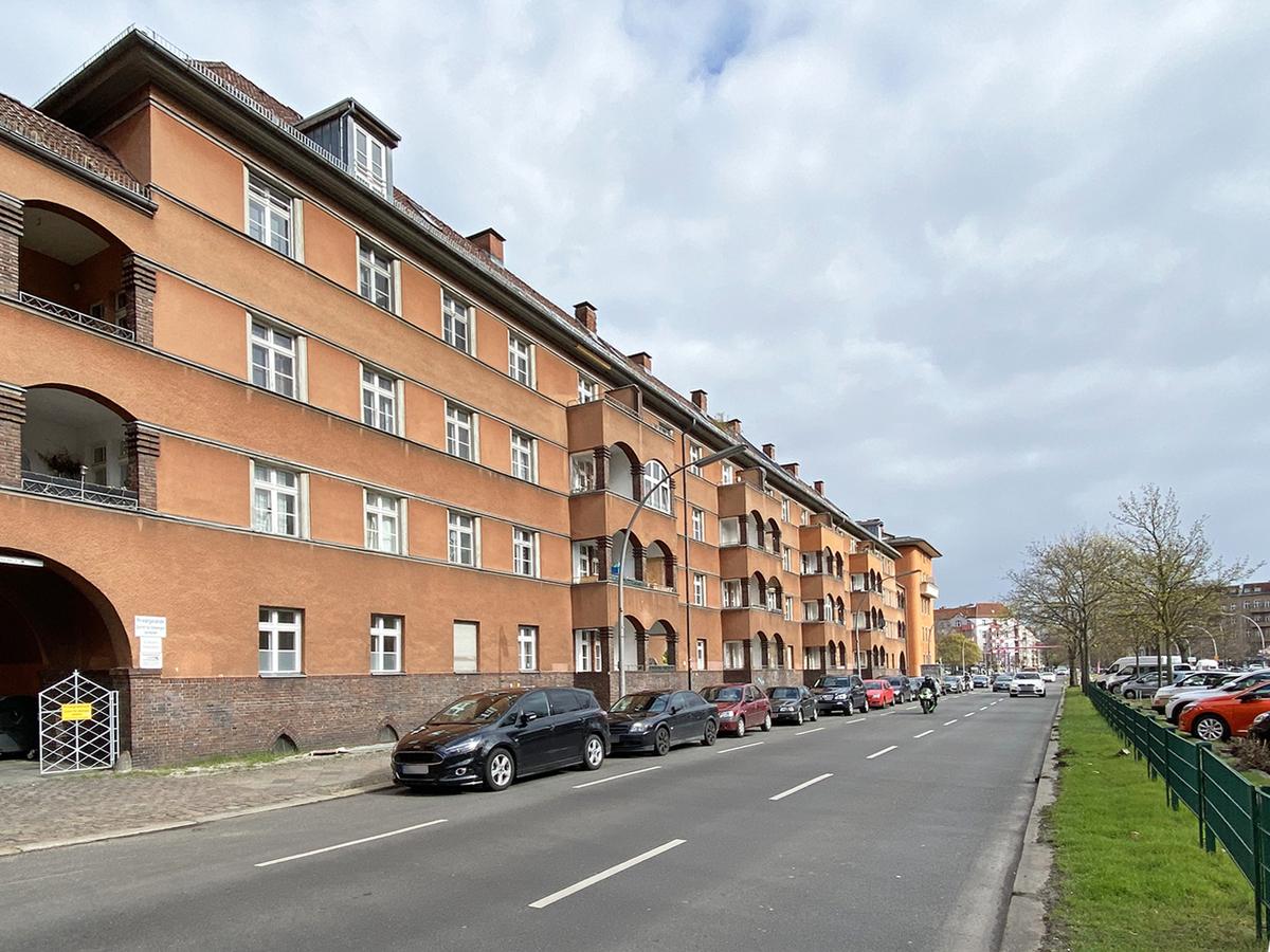Front View | Amrumer Straße