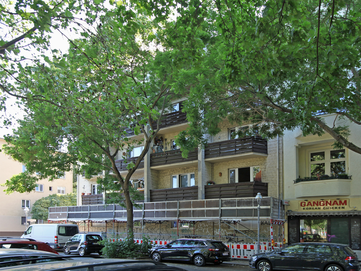 Balconies | Turiner Straße