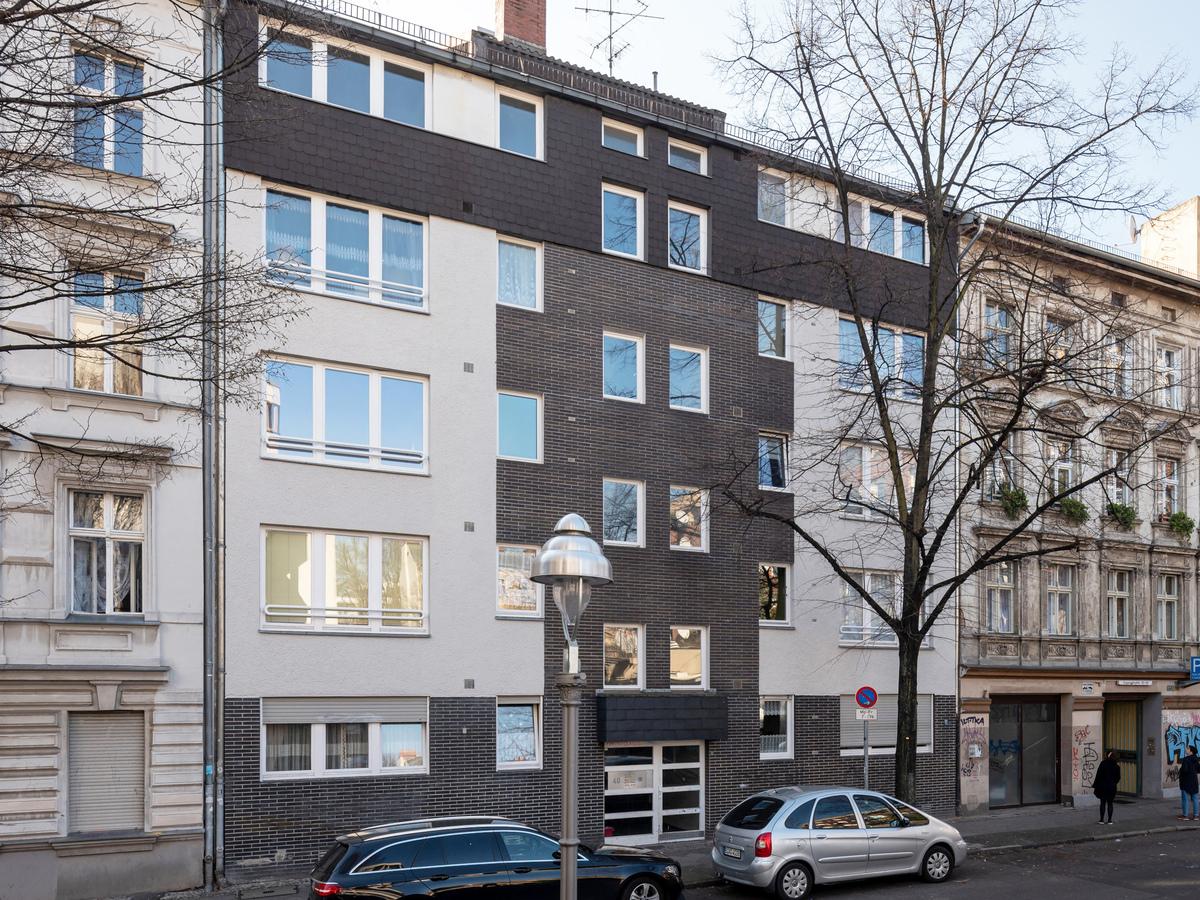 Straßenfassade | Kopfstraße
