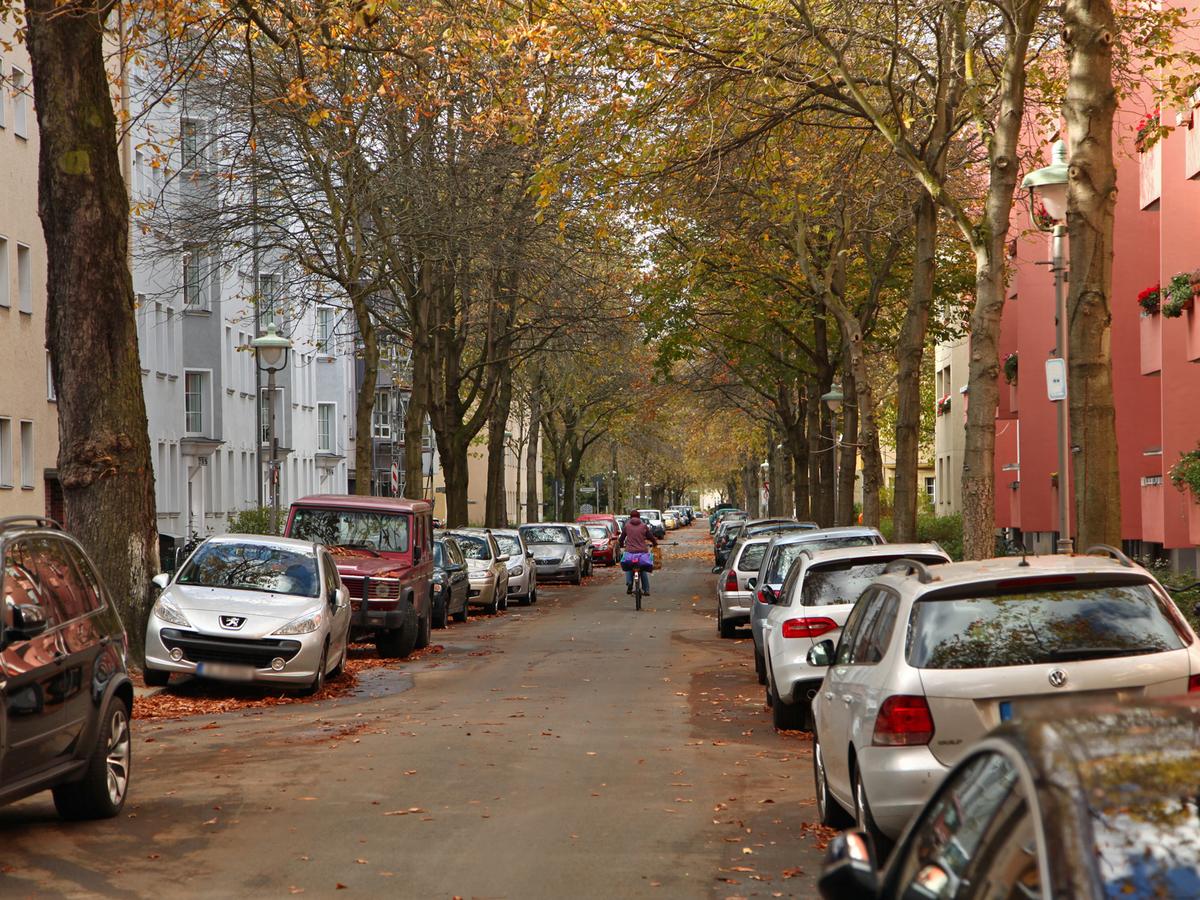 Seitenstraße | Altmarkstraße