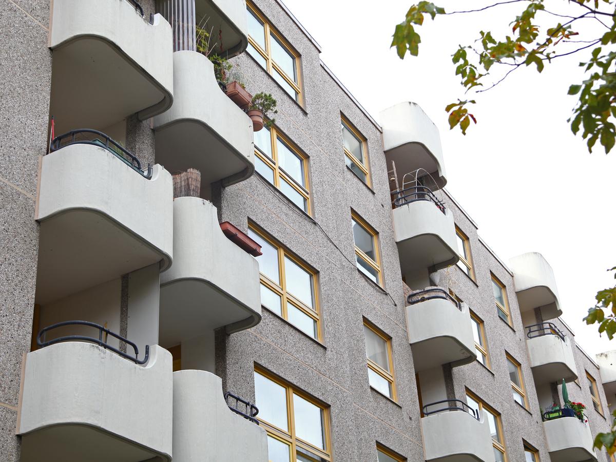 Façade | Johanniterstraße