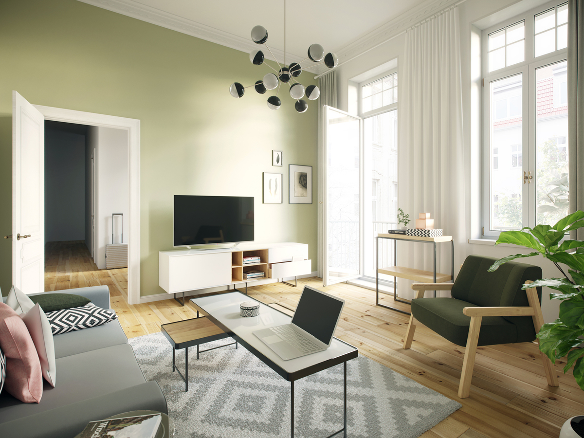 Wohnbereich | Monumentenstraße