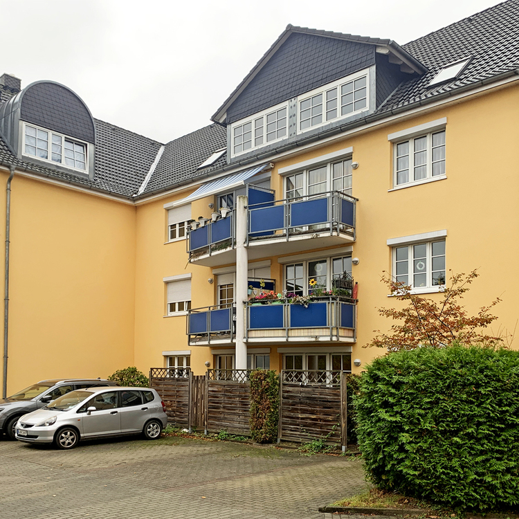 Berlin-Köpenick: Ground floor apartment with terrace and approx. 59.3sqm