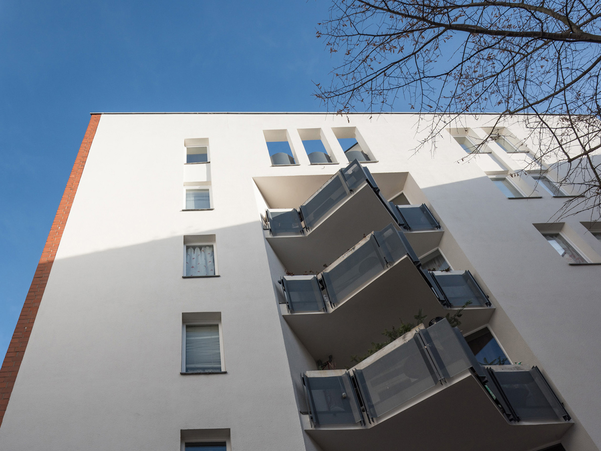 Balconies | Bachstraße