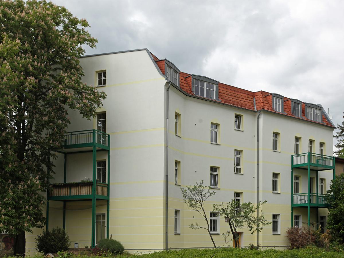 Courtyard view   Hielscher Straße