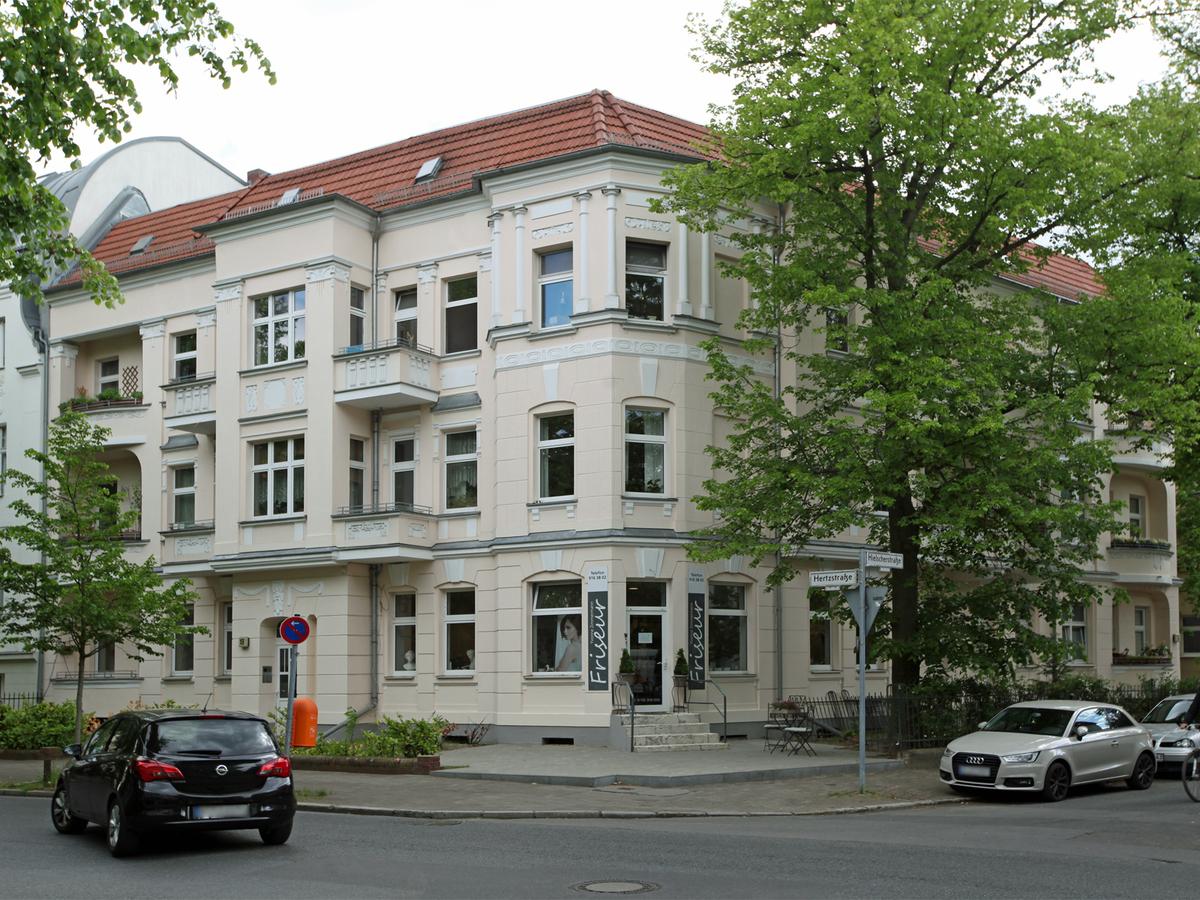 Hausansicht | Hertzstraße