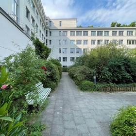 Grüner Hofgarten
