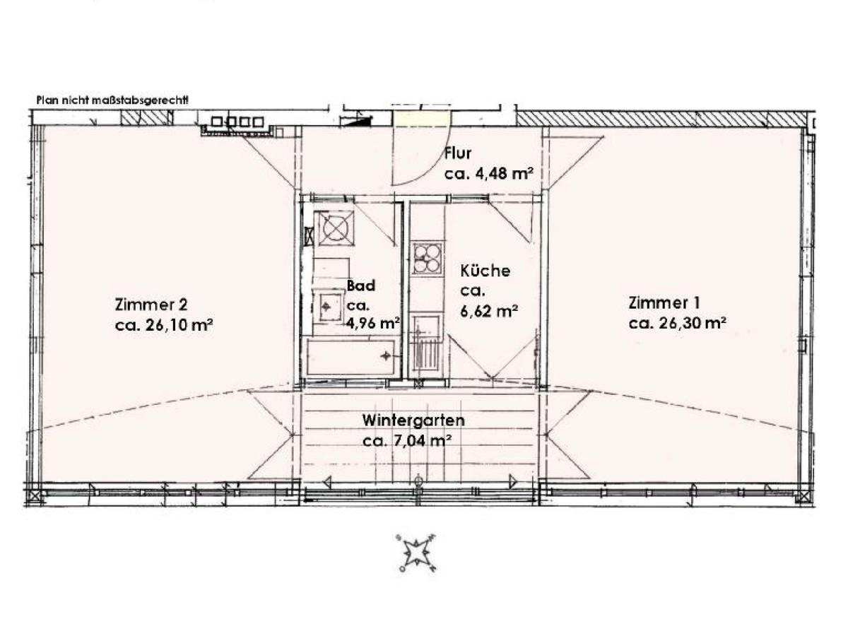 Floor plan | Schlesische Straße