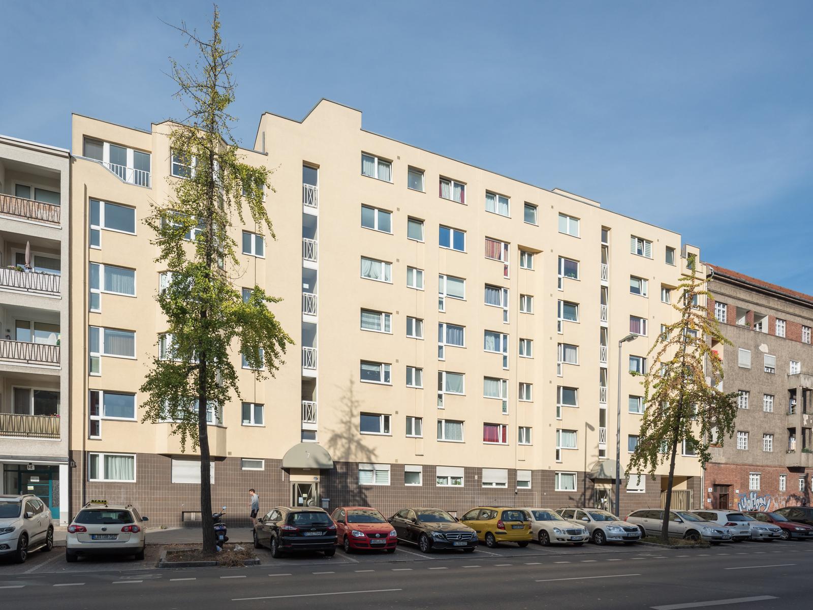 Spree-Immobilien: Anlageobjekte in Charlottenburg