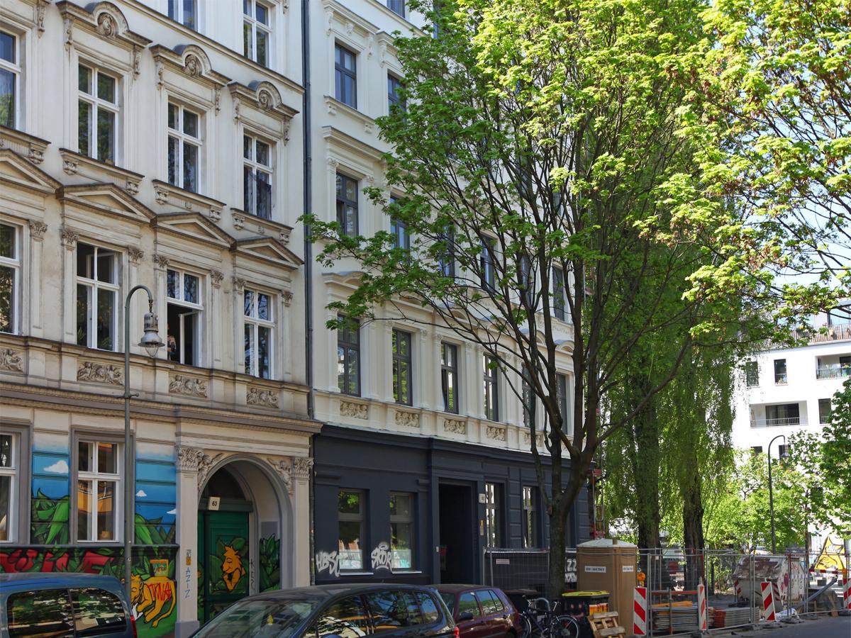 House view | Wrangelstraße