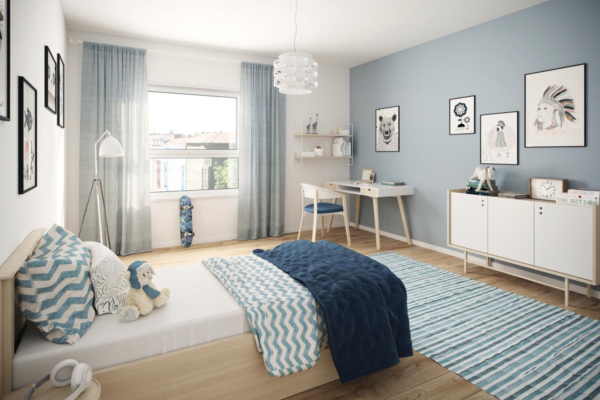 Example Bedroom | Johanniterstraße
