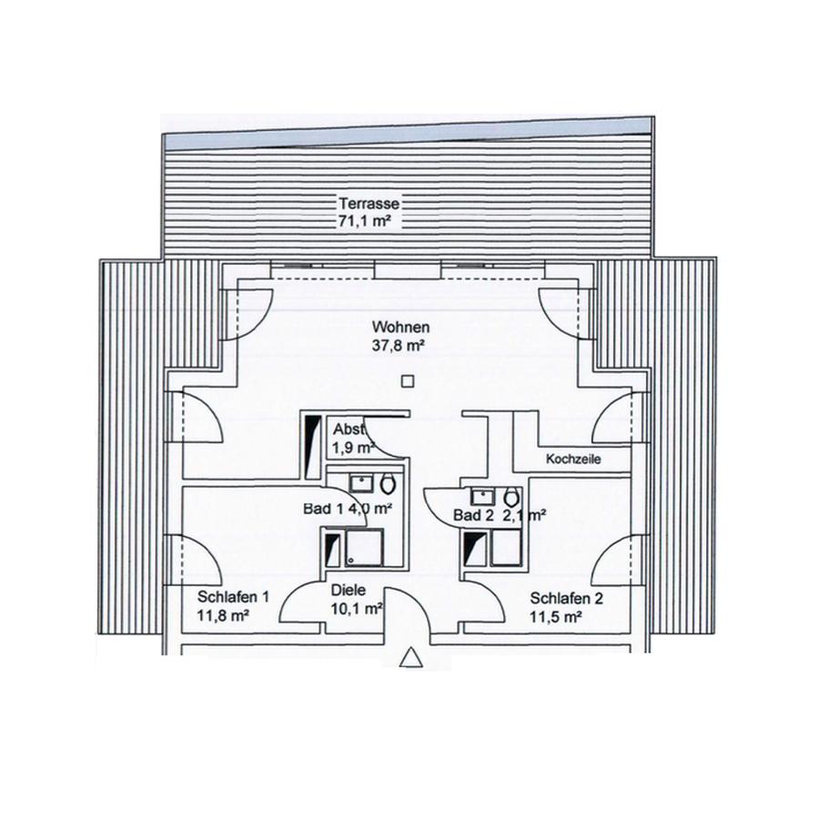 Floor plan   Schützenstraße